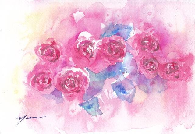 5月26日(土) おしゃれでやさしい水彩色えんぴつ教室~西宮~