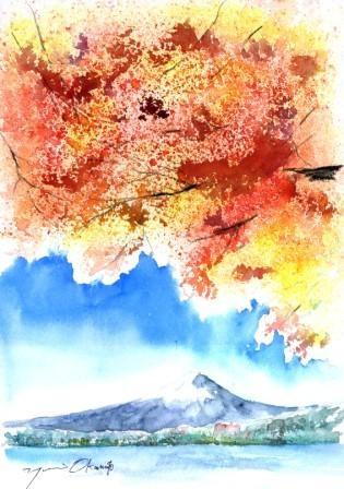0910富士山