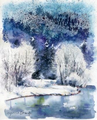 1001-2雪景色