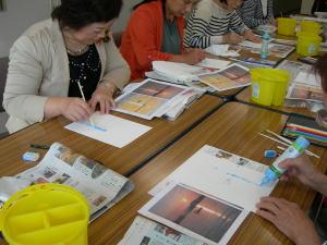 大阪産経学園 一日体験教室